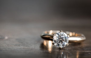 Cheap Cushion Cut Engagement Rings